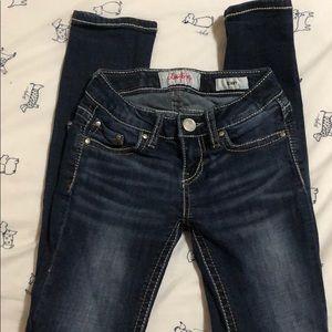 Girls daytrip skinny jeans